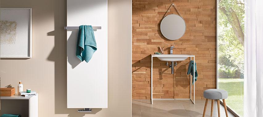 Radiatoren voor woon- en badkamers - Kermi
